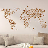 OnDecal Geometry World Map