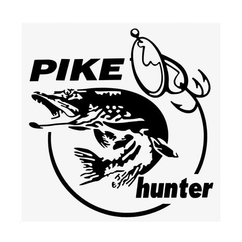 OnDecal Fish Hunter Decal