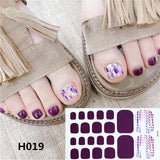 OnDecal Toe Nail Decals