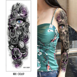 OnDecal Sleeve Temporary Tattoo