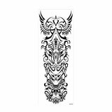 OnDecal Large Tribal Temporary Tattoo