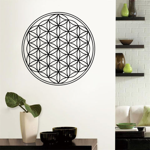 OnDecal Seed Flower Of Life Wall Decal
