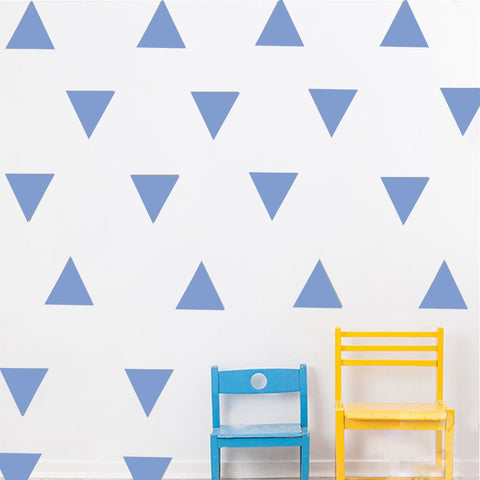 OnDecal Cute Triangles Wall Decals