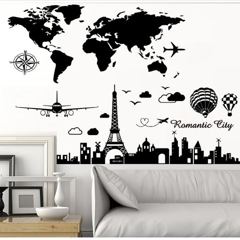 OnDecal World Map