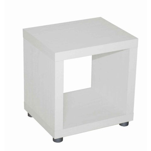 Caro - 1x1 Cube, white - Designs By Phoenix - Furniture - 1