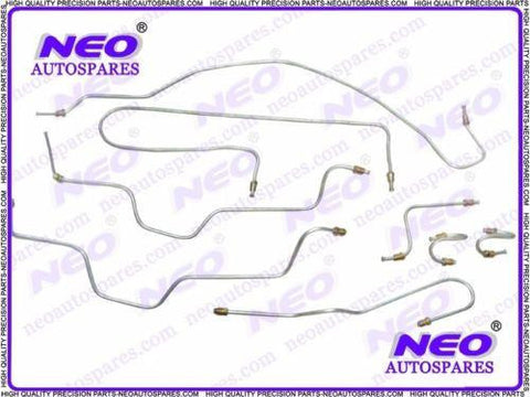 Brand New Unused Brake Line Kit Fits Willys Jeeps available at Royal Spares