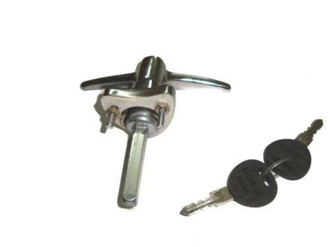 Vintage Ambassador Locking Trunk/ Boot Lid Handle Fits Morris Oxford available at Royal Spares