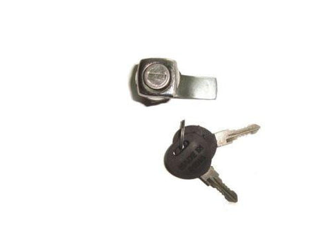 Square Dash Board Lock Fits Vintage Car Early Morris Oxford,Amabassador available at Royal Spares