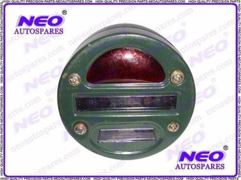 Brand New Rear Light Green Taillight Fits Military Jeep Mutt M151 available at Royal Spares