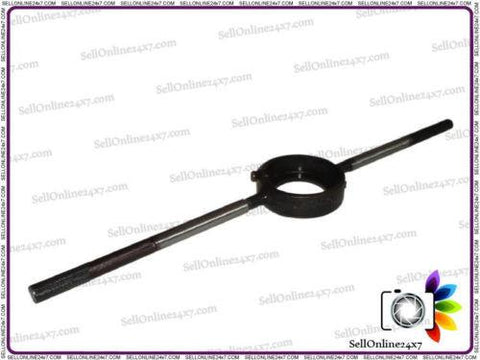 1-1/2 Inch 300mm - Die Stock Handle Wrench Round Die Holder available at Online at Royal Spares
