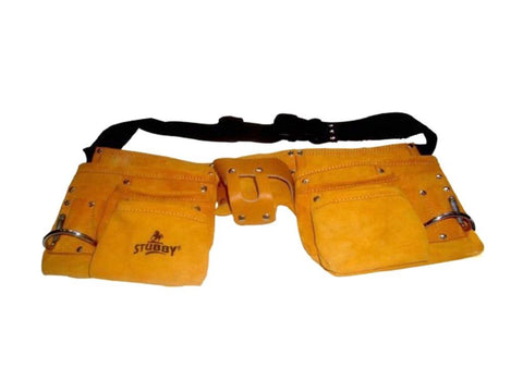 Tool Bag 13 Pocket Double Stitched and Extra Rivet Reinforced For Added Strength