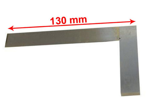 "100mm Set Square 4"" Inch Engineers Polished Steel Blade - High Quality Tools available at Online at Royal Spares"