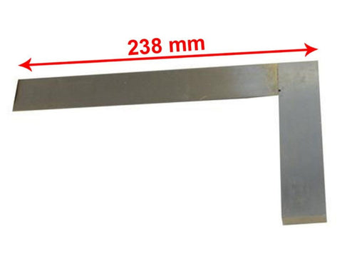 "200mm (8"") Engineering Precision Steel Set Squares"