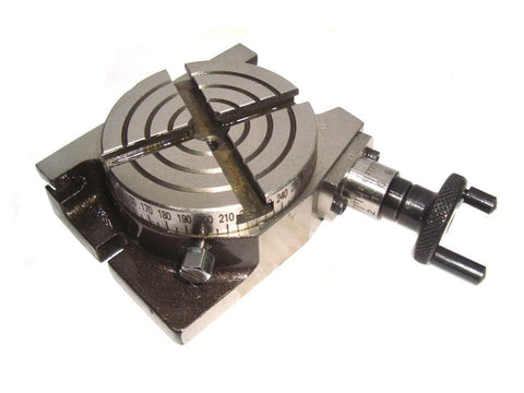 3 Inches Rotary Table Vertical Horizontal -