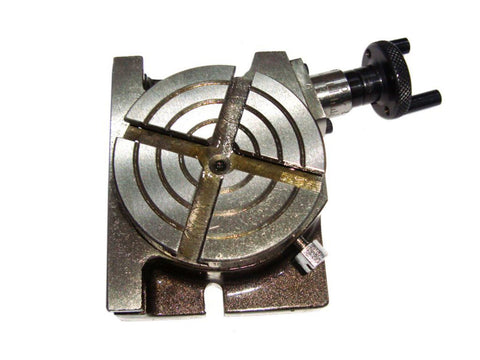 Best Quality Products 3 Inch Rotary Table Horizontal / Vertical 1894 gms available at Online at Royal Spares