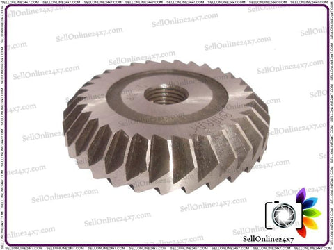 "Brand New  Loose Valve Seat Cutter 1"" Hardened Steel 45 Degrees For Car & Bikes available at Online at Royal Spares"