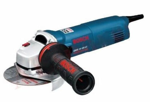 "Brand New 5"" Angle Grinder Bosch GWS 14-125 Ci Professional Tool"
