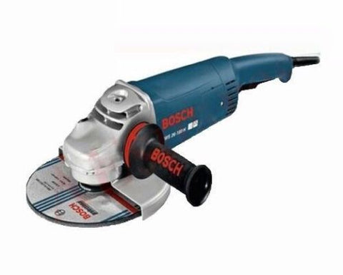 "Brand New 7"" Angle Grinder Bosch GWS 26-180 H Professional Tool"