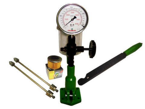 Diesel- Dual Scale Bar / Psi Gauge Injector Nozzle Tester / Pop Pressure Tester available at Online at Royal Spares