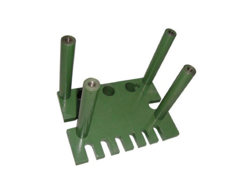 Common Rail Injector Holding Plate/ Fixture For Assembly /Dis Assembly available at Online at Royal Spares