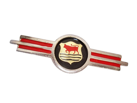 Vintage Morris Dashboard Badge Rare And Collectable available at
