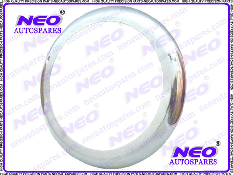 Outer Headlight Chromed Ring Jeep Outer Jeep Ford 52 Model