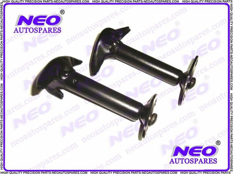 New Black Hood Latch Kit Fits Army Jeep M38 M38A1 M151 G740 G758 G838 Models available at Royal Spares