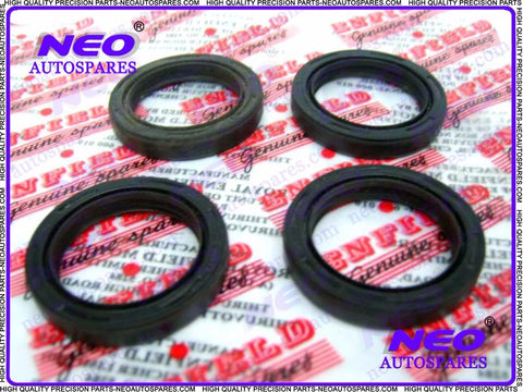 Buy Front Fork Oil Seal Kit Fits Royal Enfield Bullet 350cc/500cc/Electra/E Models Online at Royal Spares Best Price-Worldworld free delivery