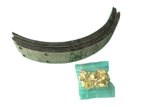 Ferguson TEA TED TEF Massey Ferguson 35 135 148 240 550 Brake Lining Kit