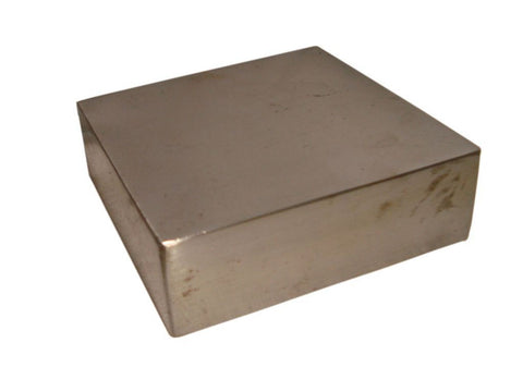 New (BB22) Solid Steel Hardened Doming Bench Block Anvil-Useful for flattening available at Online at Royal Spares