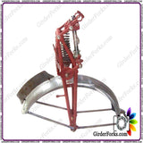 Ariel Style Custom Made Girder Fork with Mudguard Fits Royal Enfield 500cc models