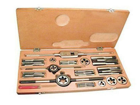 Brand New Tap and Die Set For 1/4 - 1-1/4 inch BSW
