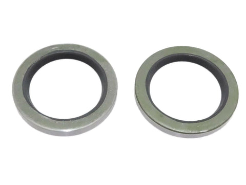 Brand New Willys Jeep Front Wheel Hub Seal Set
