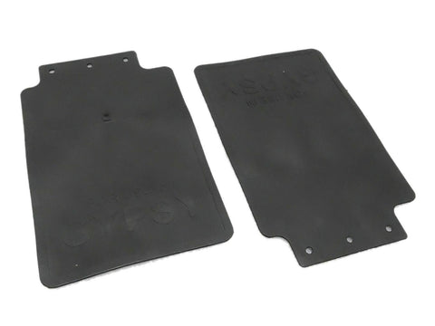 Suzuki Samurai Gypsy Front & Rear Wheel Flaps Mud Flap Set