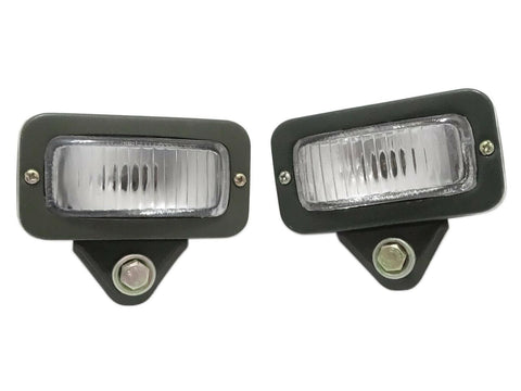 Brand New Willys Jeep Military Front Rear Parking Light Pair