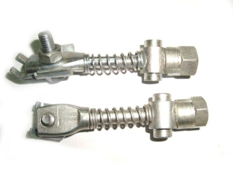 New Pair of Front & Rear Brake Cable Adjuster Fits Lambretta Scooter available at Online at Royal Spares