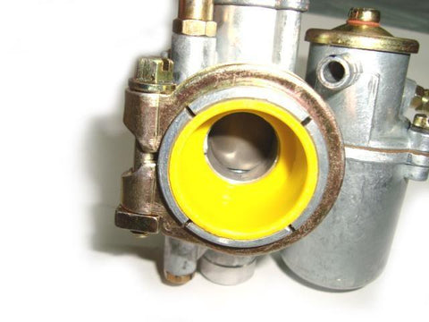 19MM Venturi Round Spaco Carburetor Fits Lambretta LI Series Models available at Online at Royal Spares