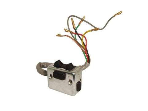 6 wires Handlebar Light Switch Fits Vintage Lambretta Scooter J 50 / LUI Model available at Online at Royal Spares