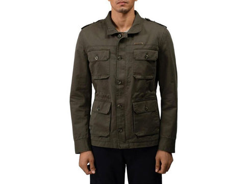 Genuine Royal Enfield Marshal Jacket Olive