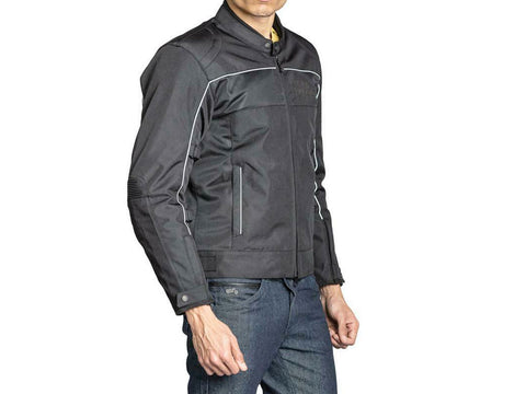 Genuine Royal Enfield Explorer V2 Jacket Black