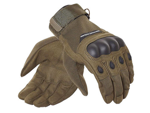 Genuine Royal Enfield Military Gloves Olive Green
