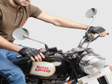 Genuine Royal Enfield Battle Gloves - Black