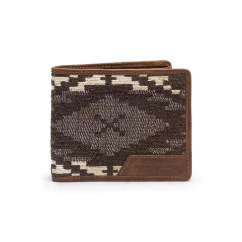 Brand New Techno L Wallet Brown