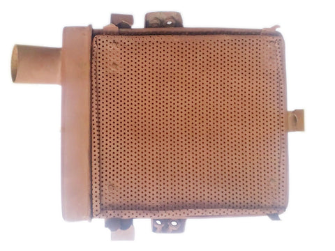 Customized Tubular Air Filter Ready to Paint  - BSA 500cc 4028 WD M20 Model