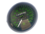 BMW Speedometer 0-140MPH Airhead Black Face- BMW 85, R80RT, R100RT, R100RS
