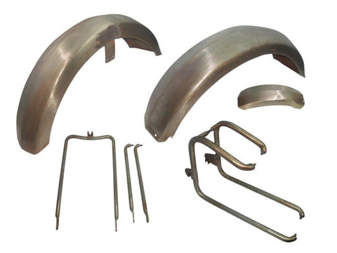 Rear & Front Mudguard With Stay Kit Norton Dominator available at Online at Royal Spares