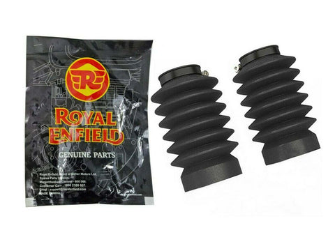 Royal Enfield GT Continental & Interceptor 650 Fork Gaiter Kit (Auction Deal)