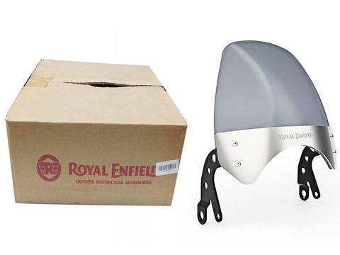 Royal Enfield GT Continental & Interceptor 650 Tall Flyscreen Kit (Auction Deal)