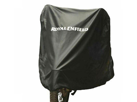 Brand New Bike Cover Black Royal Enfield Water Resistant  Interceptor 650cc
