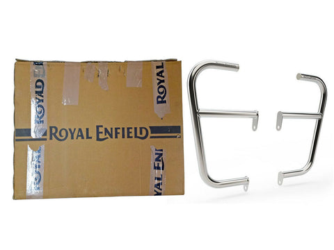 Royal Enfield GT Continental & Interceptor 650 Large Engine Guard Chrome
